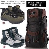 harga Tas Gunung Ransel | Carrier Hiking | Inficlo Consina Eiger Palazzo Tokopedia.com