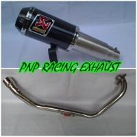 harga Knalpot Racing Akra Gp M1 Carbon Fullset Yamaha JupiterMX Old/New/King Tokopedia.com