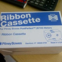 Ribbon Cassete For Pitney Bowes B700