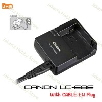 Charger Canon LC-E8C for LP-E8 (EOS 550D, 600D, 650D, 700D, Kiss X4)