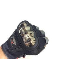 harga sarung tangan madbike besi half finger Tokopedia.com