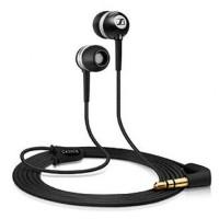 [Sennheiser] CX300-II Precision Enhanced Bass Earbuds (Black)
