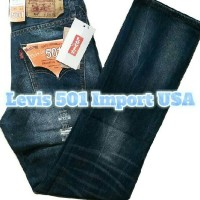 New Levis 501 Original Import 2016 Aneka Warna Pilihan