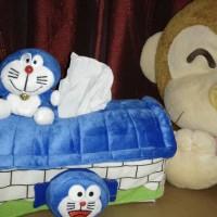 harga Tempat tissue Karakter Doraemon Tokopedia.com