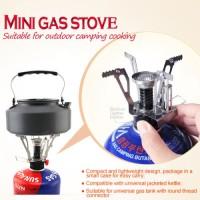Kompor Gas Camping - Mini Gas Stove
