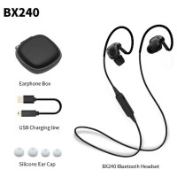 harga PLEXTONE BX240 Wireless Bluetooth Earphone Headset with Mic Headphone Tokopedia.com