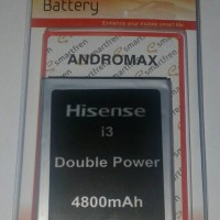 BATERAI SMARTFREN ANDROMAX i3 DOUBLE POWER /BATRE/BATTERY