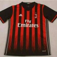 Jersey AC Milan Home 2016-2017 Grade Ori Official