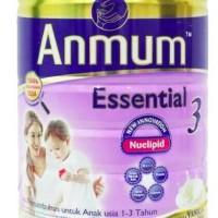 anmum essential 3 vanila (nuelipid kaleng)