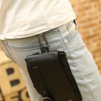 harga Tas Pocket Pria Dompet Pinggang Kulit Korean Style Tas Selempang Tokopedia.com