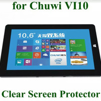 Chuwi Vi10 10.6 Ultra Clear LCD Screen Protector Protective Film