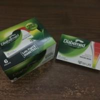 Diabemed 24 kapsul Herbal Diabetes Kencing Manis