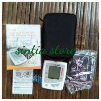 alat tensi ukur tekanan darah digital dr care hl 888