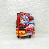 Jual Tas Trolley Anak Tk Mc Queen 2 Roda Murah