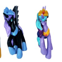 harga Mainan Figur My Little Pony FIGURINE MY LITTLE PONY ISI 4 Tokopedia.com