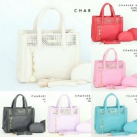 Charles & Keith Monami 3in1 CL006# SEMPREM