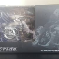 Figma ex:ride Spride.05: Saber Motored Cuirassier by Max Factory