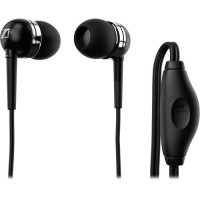 [Sennheiser] MM50 Earbud Headset Compatible With Iphone & Mp3 Players