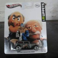 Hot wheels '34 Ford sedan delivery seri muppets