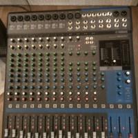 Murah mixer Yamaha MG 16 XU ( 16 channel ) ORIGINAL