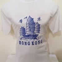Kaos Negara - Kaos Oleh-oleh Negara Hongkong