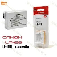 Battery Canon LP-E8 for EOS 550D, 600D, 650D, 700D, Kiss X4