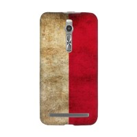 Casing HP Bendera Indonesia Asus Zenfone 2/5/6/Selfie Custom Case