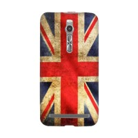 Casing Hp Bendera Inggris Asus Zenfone 2/5/6/Selfie Custom Case