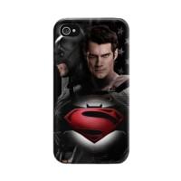 Casing HP Superman VS Batman iPhone 4/4s/5/5s/5c/6 Customcase Superher