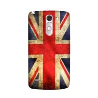 Casing Hp Bendera Inggris LG G3 Stylus/G4 Custom Case Flag Handphone
