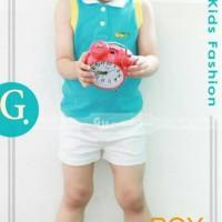 GW113G - NEW CROCODILE TSHIRT FASHION BOY