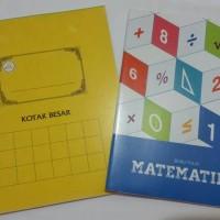 Buku Kotak-kotak / Buku Matematika