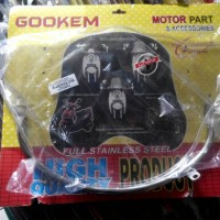 Tameng Angin Honda SCOOPY - Visor Tameng Anti Angin SCOPY