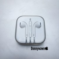 Original Earpod Earphone For Iphone Ipod Ipad Touch 4 5 5s 6 6s