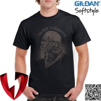Kaos Musik Band Metal Legend BLACK SABBATH - Original Gildan