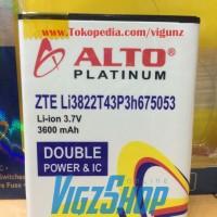 Baterai Battery ZTE Blade Q Lux 4G / Bolt Powerphone E1 3600mah Alto