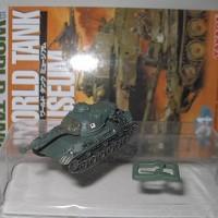 World Tank Museum JGSDF Type 61 MBT Takara Diecast Tank Skala 1/144