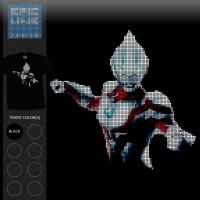 Ultraman Ginga T-Shirt Epicline Project by TAP (Kaos, Tshirt)