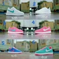 harga Nike AIR FORCE ONE WOMEN (not sepatu adidas-not wakai-not diadora) Tokopedia.com