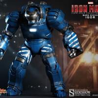Hot Toys Iron Man - Igor - Mark XXXVIII MK38 Action Figure 1;6