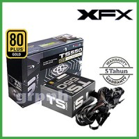 XFX TS Series 550W 80PLUS GOLD (Made By Seasonic)