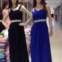 harga Longdress/gaun pesta panjang/dress pesta import/baju pesta sifon/korea Tokopedia.com