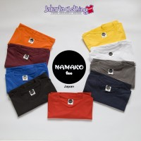 Namako Tee / Kaos Polos / Tshirt / Baju Murah / Kaos Premium / Oblong