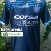 Jersey Arema TSC 2016 Logo Bordir