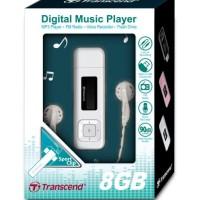 Transcend MP3 Player MP330 Audiophile High Quality DAP BNIB - Black