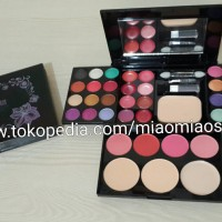 Jual Ads 2 / eyeshadow pallette / palette / palet / make up set / make up kit / makeup kit Murah