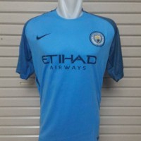 Jersey Manchester City Home 2016/2017 Grade Ori Official