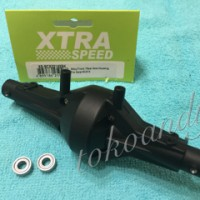 Xtra Speed Alloy Front / Rear Axle Housing Axial SCX10