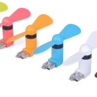 USB OTG Mini Pendingin / Kipas HP for Android Smartphone / Laptop / PC