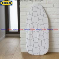 IKEA JALL Meja Setrika Portable Meja Gosok Modern Papan Setrika